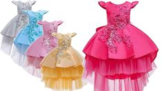 Dress Design Pictures Girls Kids Party 2019 vestidos de fiesta para niñas Hello everyone, we share the fail situations that are reflected in the cameras where everyone laughs and is surprised. You can reach everything about Fail from our site. Dress Design Pictures Girls Kids Party 2019 vestidos de fiesta para niñas most popular fail status. Don't forget to follow us on pinterest.  Dress Design Pictures Girls Kids Party 2019 vestidos de fiesta para niñas… #vestidodefiestaparaniña Long Frocks For Kids, Frocks For Girls, Kids Party Wear Dresses, Dresses Kids Girl, Dress Party, Amazon Dresses For Girls, Gown Frock Design, Girl Frock Dress, Baby Dress Online