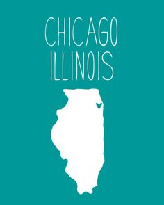 home sweet home chicago <3