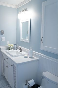 Guest Bathroom - Lake Muskoka-Home and Garden Design Ideas
