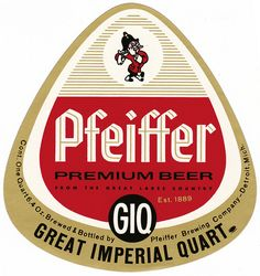 Pfeiffer Premium Beer