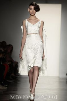 Alexandre Herchcovitch Ready To Wear Spring Summer 2014 New York