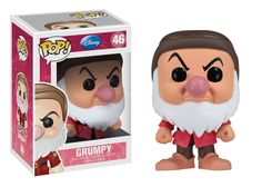 Pop! Disney: Snow White and the Seven Dwarfs - Grumpy