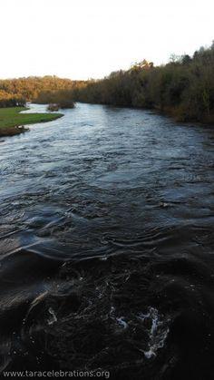 River Boyne at Newgrange, Meath.
