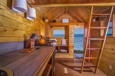 Las 'micro-casas' se han convertido en todo un fenómeno arquitectónico e inmobiliario mundial.