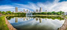 500px / Panoramic of Vaca Brava Park in Goiânia by Antonio Machado