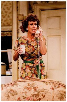 Carol Burnett - Eunice was one of my favorite characters of hers!