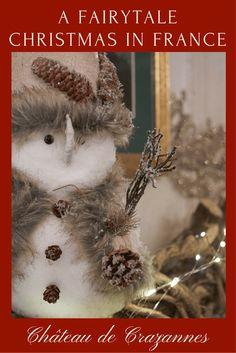 A Fairytale Christmas in France – Château de Crazannes