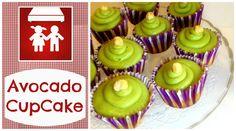 CupCake all'Avocado (Dolci) 2C+