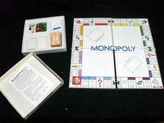 Juego De Mesa Monopoly Clasico - Borras Ed Especial Calles Barcelona Buen Estado