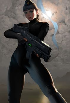 Character Concept, Character Art, Concept Art, Character Design, Starwars, Female Soldier, Sci Fi Characters, Shadowrun, Character Portraits