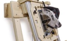 building a panel saw Woodworking Table Saw, Used Woodworking Tools, Cool Woodworking Projects, Wood Tools, Highland Woodworking, Wood Jig, Woodworking Enthusiasts, Table Saw Fence, Panel Saw