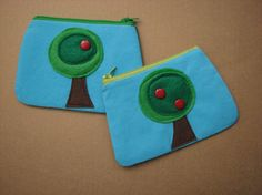 apple tree pouches