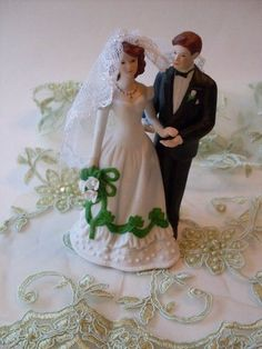 Celtic Trinity Knot Heart Cake Topper Compliments-Twisted Shamrock ...