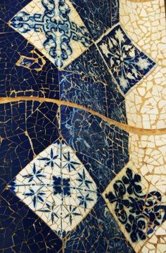 Obra de Gaudí en Barcelona