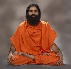 Bab Ramdev, Indian guru.