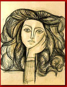 Ritratto di Francesca (Picasso)