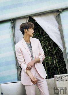 Jung Il Woo - bnt International 2016