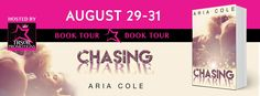 BOOK TOUR - Chasing Charlie by Aria Cole @AuthorAriaCole    Warning: If a panty-melting alpha male with an irresistible accent and an overwhelming desire to protect the woman he's hellbent on having isn't for you keep on clicking! Like your book boyfriends devilishly charming with a side of dirty talk? Me too! Grab the batteries turn off the lights and enjoy Chasing Charlie.  Warning: If a panty-melting alpha male with an irresistible accent and an overwhelming desire to protect the woman…