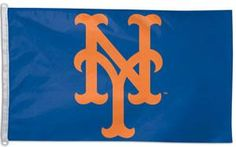 New York Mets 3'x5' Flag