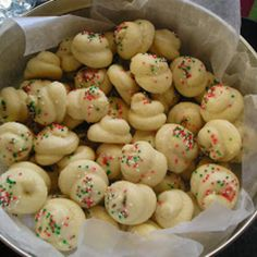 Italian Christmas Cookies Recipe 3 | Just A Pinch Recipes