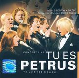 Piotr Rubik: Tu es Petrus (Ty jestes Skala) [CD]