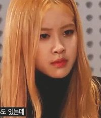 """The girl you bumped with last time, remember?"" ""I thought you don't know the NERDY girl"" ""Pst"" ""What?"" ""Isn't that the nerd girl? Wattpad, Crying Gif, Smile Icon, Blackpink Video, Rose Icon, Little Memes, Blackpink Memes, Rose Park, Park Chaeyoung"