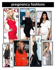Fox News Segment: Stylish Maternity Wear @Melanie Pace
