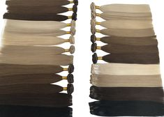 Luxury Salon Professional Clip In Hair Extensions Light Ash Blonde, Sandy Blonde, Golden Blonde, Dark Blonde, Hair Extensions Prices, Clip In Hair Extensions, Bayalage, Color Melting, Luxury Hair