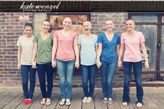 To add to what is already an amazing story, Kenzie's friends decided to shave their heads as she lost her hair from Chemo. Most of them are just weeks away from Prom, some are graduating, like Kenzie, in just a couple months, all are teenagers. And yet, their maturity is so far beyond most adults. What's more, they are gorgeous- each one of them- both inside and out, hair or no hair. Beauty. Friendship. Joy.