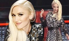 Gwen Stefani, 46, let her hips do the talking on Monday's episode of The Voice.