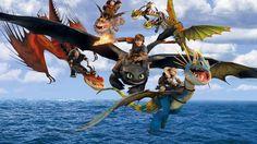 Dragon Trainer 2 la recensione