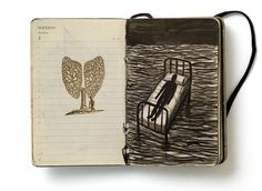 Pep Carrió cuadernistas