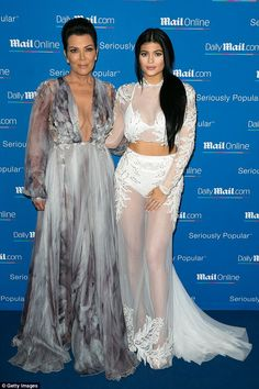 We want Kim! Apparently Kylie's 'life isn't exciting enough for viewers' and people want to see 'more footage of sister Kim.' Kris Jenner and her youngest Kylie are seen above at Cannes 2015