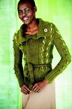 Helen Sharp for Vogue Knitting Fall 2011