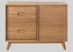 Skjenk RHO (liten) - Skap, skjenker - Spisestue, Kjøkken - A-Møbler Credenza, Filing Cabinet, Storage, Furniture, Home Decor, Purse Storage, Decoration Home, Room Decor, Larger