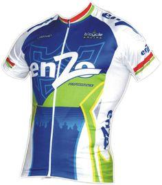 Vezuvio Enzo koszulka kolarska - Sklep.Centrumkolarskie.p - stroje kolarskie, koszulki kolarskie, ubiory rowerowe