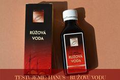 Hanus - Ružová voda - KAMzaKRÁSOU.sk