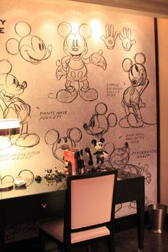 Mickey Mouse Penthouse - California Travel Tips