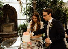 Haley + Ben Wedding - Meghan Beatty Photography Wedding First Look, Greenhouse Wedding, Lds Temples, Couple Photos, Cake, Photography, Couple Pics, Pastel, Photograph