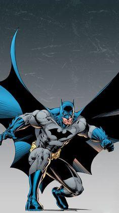 Classic Batman by Jim Lee Batman Robin, Jim Lee Batman, Batman And Batgirl, Im Batman, Superman, Batman Poster, Batman Artwork, Batman Wallpaper Iphone, Retina Wallpaper