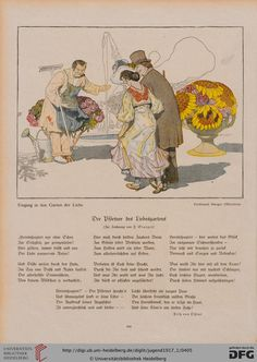 Jugend, German illustrated weekly magazine for art and life, Volume 22.1, 1917.