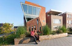 Casa Mirador, house with a view, Almere the Netherlands   Arc2 architecten