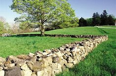 Preserving New England's stone walls | A Blog About History