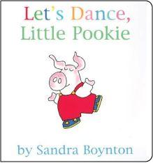 Adaya needs more Sandra Boynton Books.