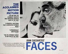 john cassavetes movie posters