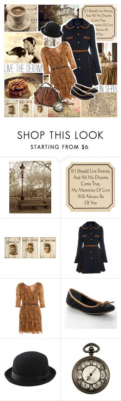 """""""Live the dream in Sepia"""" by alexandra-phoenix ❤ liked on Polyvore featuring WALL, CO, Nexus, Miss Selfridge, Lauren Conrad, Lucky Brand, Uniqlo, Black Pearl, lady and blue"""
