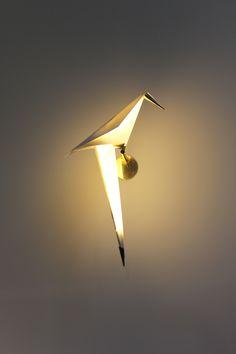 Umut Yamac's Perch Light http://umutyamac.com