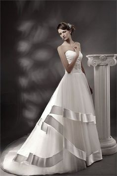 Browse vintage style wedding gowns with a touch of glamour