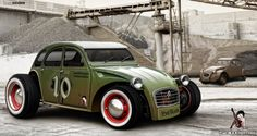 2cv rod - yasid design