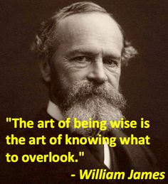 Servant Leadership - William James